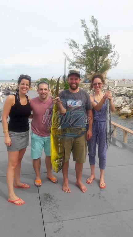 Clientes Felices - Happy Customers - Fishing Tours - Tour de Pesca - Puerto Plata - 003
