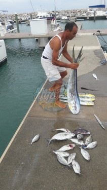 Clientes Felices - Happy Customers - Fishing Tours - Tour de Pesca - Puerto Plata - 005