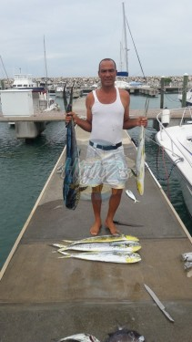 Clientes Felices - Happy Customers - Fishing Tours - Tour de Pesca - Puerto Plata - 006