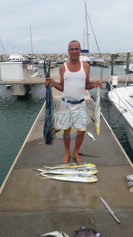 Clientes Felices - Happy Customers - Fishing Tours - Tour de Pesca - Puerto Plata - 006