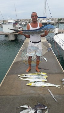 Clientes Felices - Happy Customers - Fishing Tours - Tour de Pesca - Puerto Plata - 007
