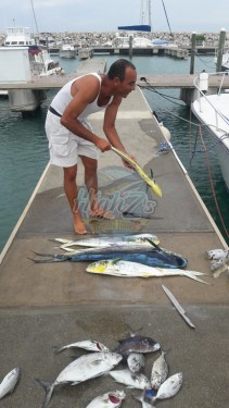 Clientes Felices - Happy Customers - Fishing Tours - Tour de Pesca - Puerto Plata - 008