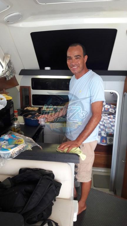 Clientes Felices - Happy Customers - Fishing Tours - Tour de Pesca - Puerto Plata - 011