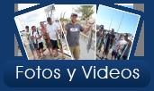 Boton Fotos y Videos